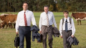 ALL PASSES CLAIMED – Advance Screening Passes to 'UNFINISHED BUSINESS' in AUSTIN, TX
