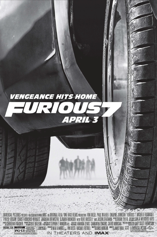 Furious 7 Theatrical