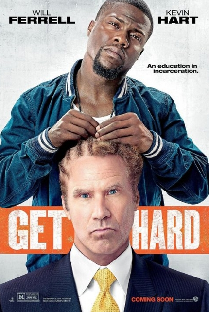 Get Hard Theatrical