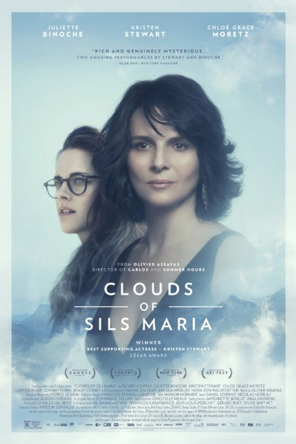 Clouds of Sils Maria Theatrical
