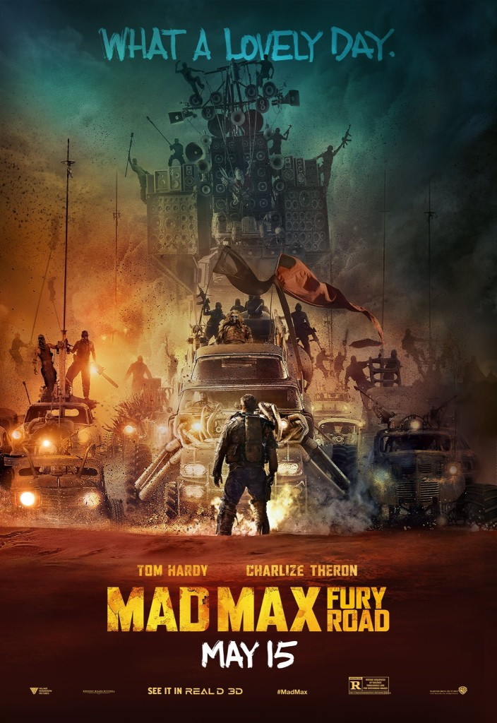 FURY ROAD theatrical