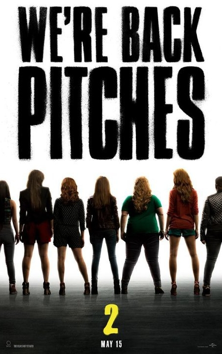 Pitch Perfect 2 Theatrical