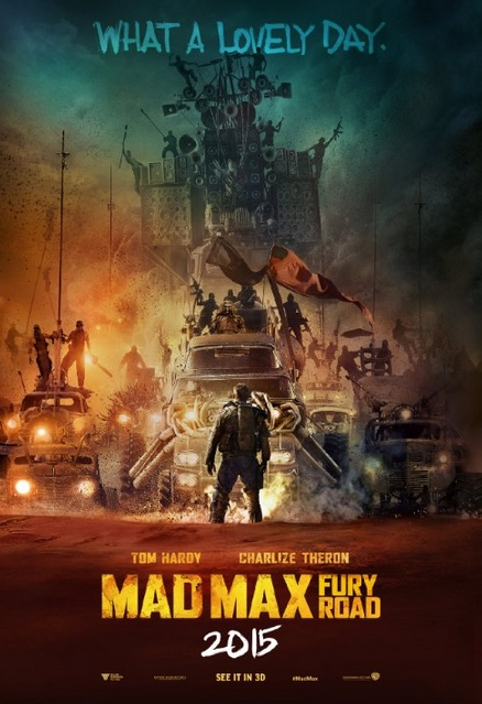 Mad Mad-Fury Road Theatrical