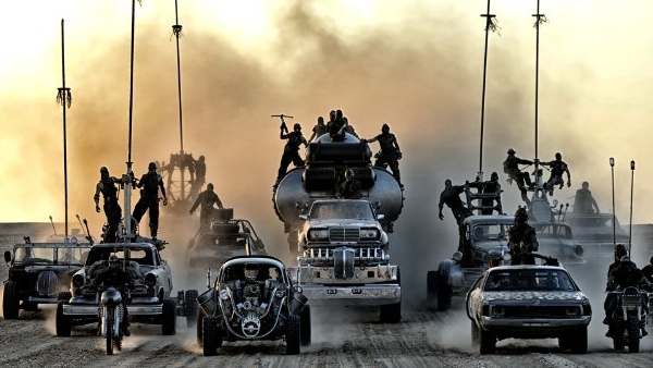 Mad Mad-Fury Road still