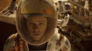 G-S-T Review…The Martian
