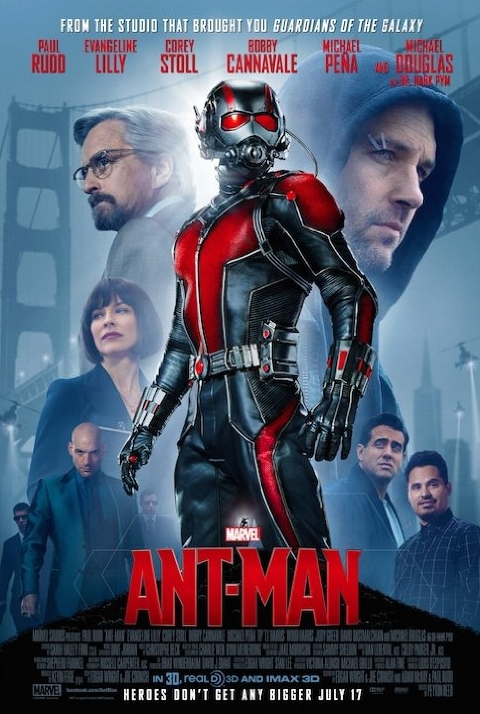 ANT-MAN Theatrical