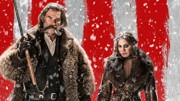 Hateful Eight Banner