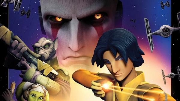 Star Wars_Rebels Season One