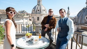 ALL PASSES CLAIMED – Advance Screening Passes to 'THE MAN FROM U.N.C.L.E.' in HOUSTON, TX