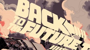 Ohhh, Look…Full Album Artwork for Mondo's BACK TO THE FUTURE Vinyl Release