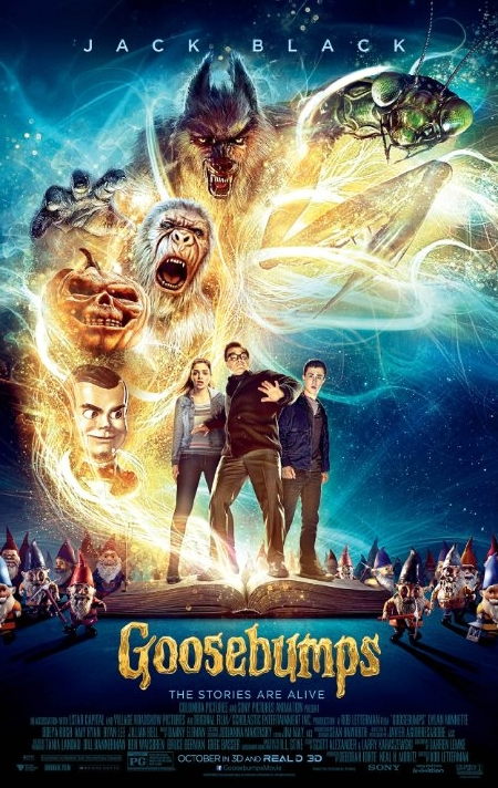Goosebumps Theatrical