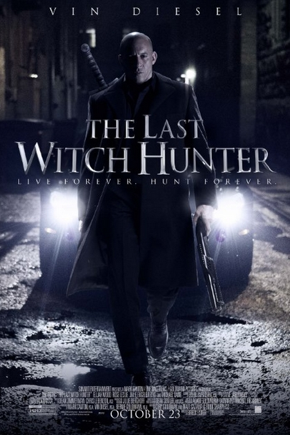 The Last Witch Hunter Theatrical