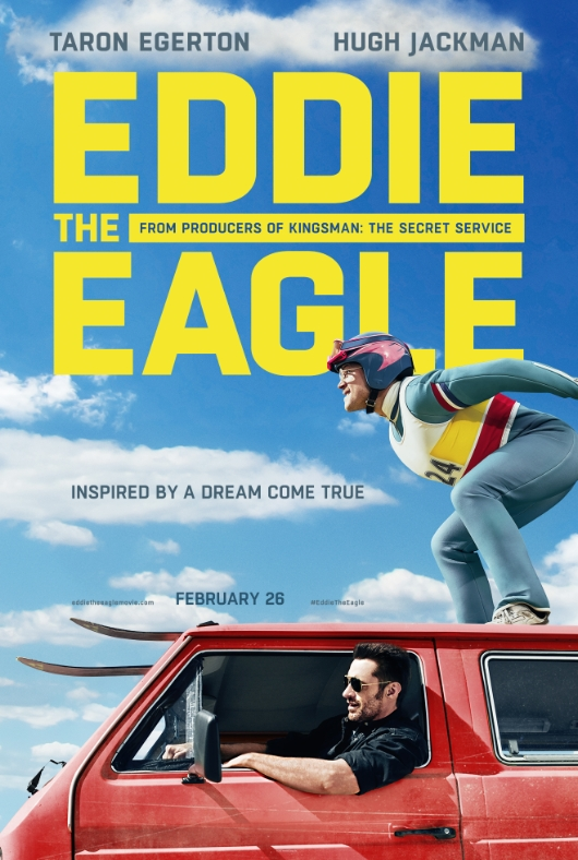 Eddie the Eagle Theatrical