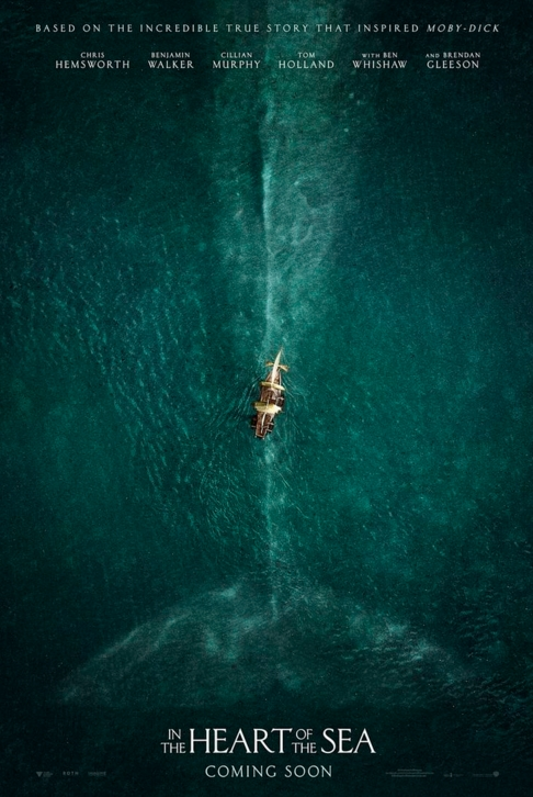 In the Heart of the Sea Theatrical
