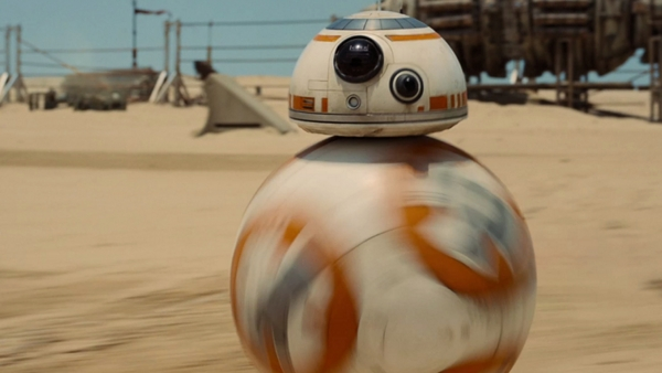 The Force Awakens-BB-8