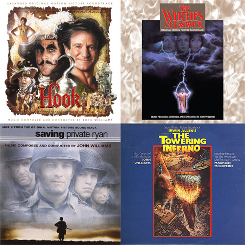 The Life and Times of John Williams-500x500