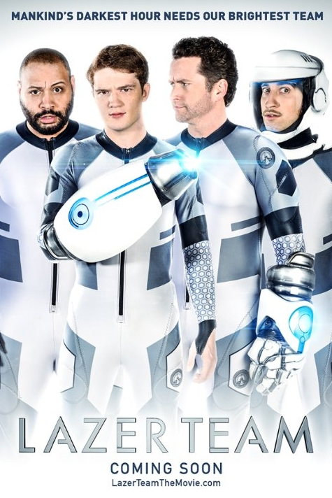 Lazer Team Theatrical