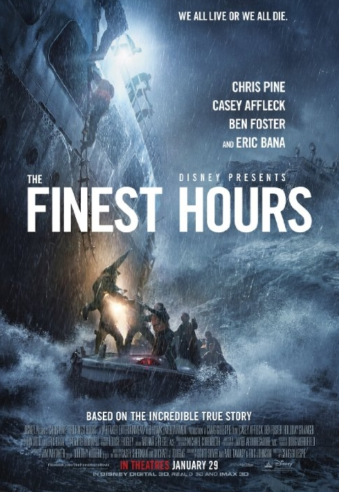 The Finest Hours Theatrical
