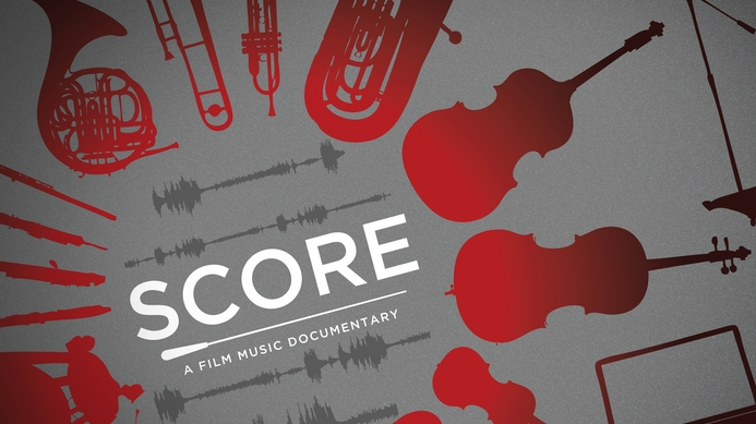 SCORE_A Film Music Documentary Banner