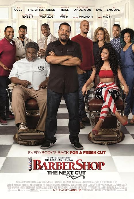 BARBERSHOP-THE NEXT CUT Theatrical