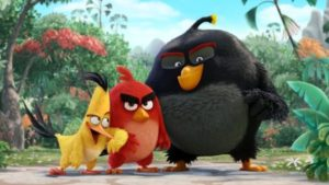 ALL PASSES CLAIMED – Advance Screening Passes to 'ANGRY BIRDS' in HOUSTON, TX