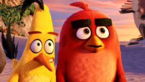 ALL PASSES CLAIMED – Advance Screening Passes to 'ANGRY BIRDS' in DALLAS, TX