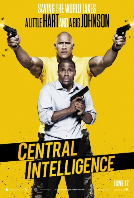 Central Intelligence Theatrical