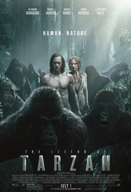 The Legend of Tarzan Theatrical