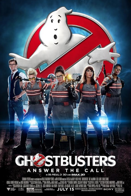 GHOSTBUSTERS Theatrical