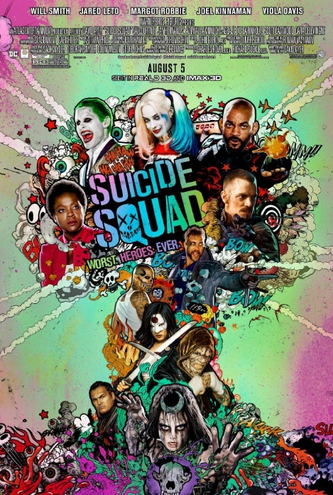 SUICIDE SQUAD Theatrical