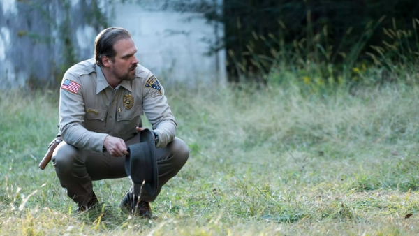 David Harbour_Stranger Things