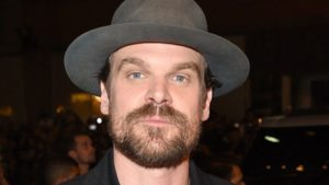 Exclusive: Interview…David Harbour Talks Hats, Homages, and Jim Hopper in Netflix's 'Stranger Things'