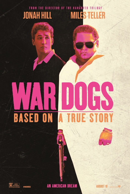 War Dogs Theatrical