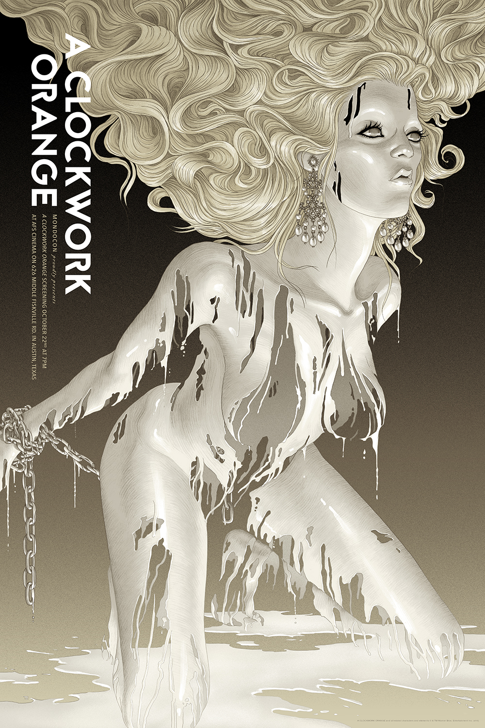 exclusive mondo artist rory kurtz on a clockwork orange the clockwork orange variant