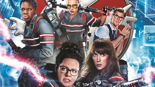 CONTEST CLOSED – Win A Copy of Paul Feig's 'Ghostbusters' on Blu-Ray