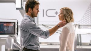 ALL PASSES CLAIMED – Advance Screening Passes to 'PASSENGERS' in SAN ANTONIO, TX