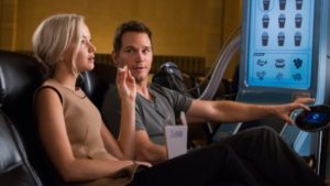ALL PASSES CLAIMED – Advance Screening Passes to 'PASSENGERS' in AUSTIN, TX