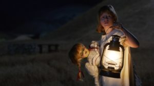 ALL PASSES CLAIMED – Advance Screening Passes to 'ANNABELLE: CREATION' in DALLAS, TX