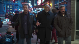 ALL PASSES CLAIMED – Advance Screening Passes to 'LAST FLAG FLYING' in DALLAS, TX