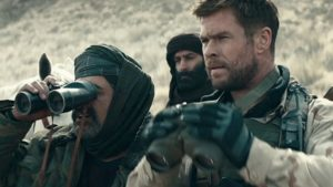 ALL PASSES CLAIMED – Advance Screening Passes to '12 STRONG' in AUSTIN, TX
