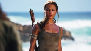 ALL PASSES CLAIMED – Advance Screening Passes to 'TOMB RAIDER' in SAN ANTONIO, TX