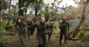 G-S-T Review…'Avengers: Infinity War'