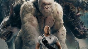 ALL PASSED CLAIMED – Advance Screening Passes to 'RAMPAGE' in OKLAHOMA CITY, OK