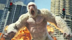 ALL PASSED CLAIMED – Advance Screening Passes to 'RAMPAGE' in HOUSTON, TX
