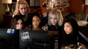 ALL PASSED CLAIMED – Advance Screening Passes to 'OCEAN'S 8' in DALLAS, TX