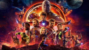 Off the Shelf…'Avengers: Infinity War'