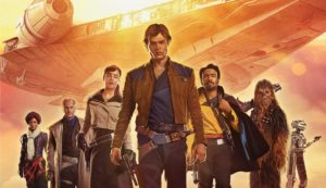 Off the Shelf…'Solo: A Star Wars Story'